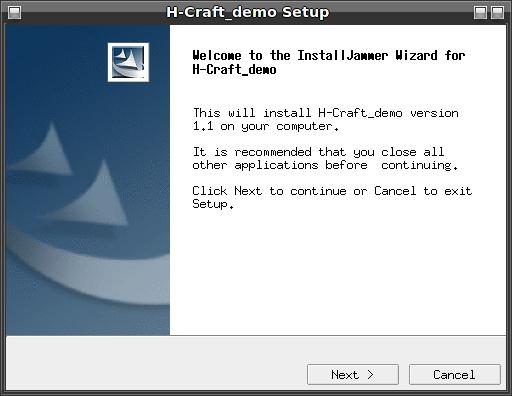 An Installer viaWindows?