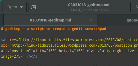 geditmp-example