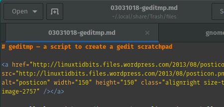 geditmp-example